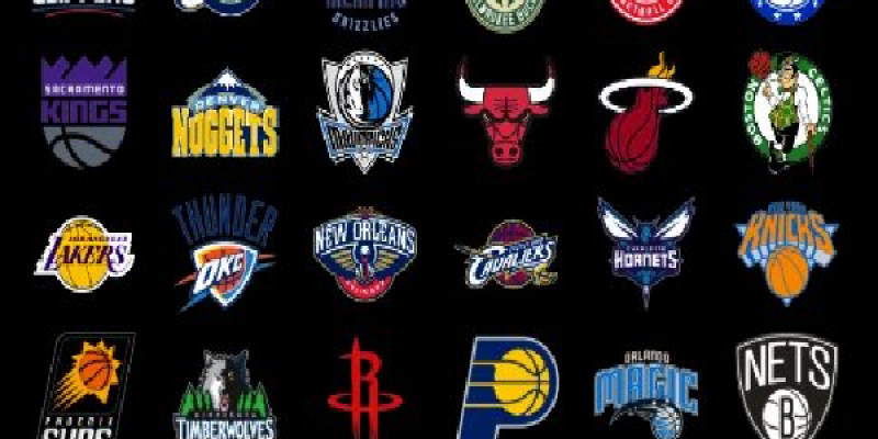 Pacote de Matrizes de Bordados NBA