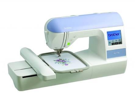 Comprei uma máquina de bordar e agora?